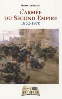 L'armée du Second Empire