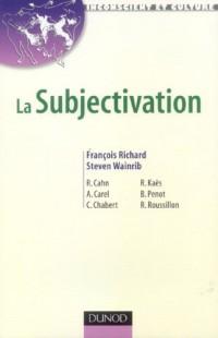 La subjectivation