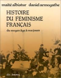 Histoire du féminisme français : Du Moyen Age à nos jours