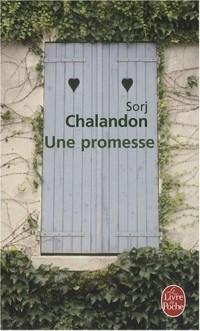Une promesse - Prix Médicis 2006