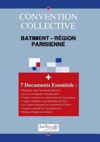 3032. Bâtiment - Région parisienne Convention collective