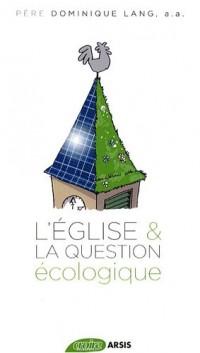 L'église et la question écologique