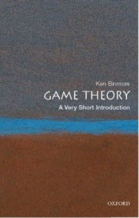 (Game Theory: A Very Short Introduction) By Binmore, Ken (Author) Paperback on (02 , 2008)