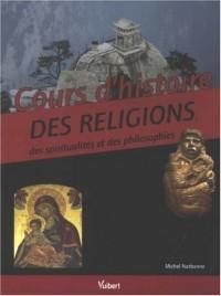 Cours d'histoire des religions, des spiritualités et des philosophies