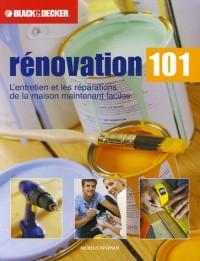 Rénovation 101 : L'entretien et les réparations de la maison maintenant faciles