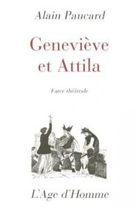 Geneviève et Attila