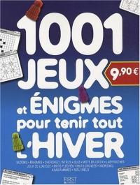 1001 JEUX ET ENIGMES PR TENIR