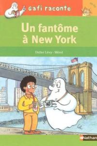 UN FANTOME A NEW YORK