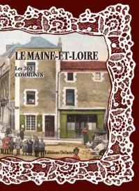 Le Maine et Loire, les 363 communes