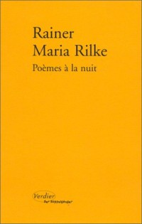 Poèmes à la nuit