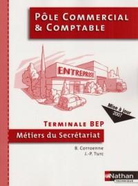 Pôle commercial et comptable Tle BEP secrétariat