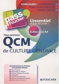 QCM de culture générale