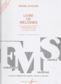 Livre de Melodies Volume 6