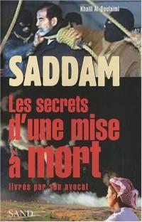Saddam : Les secrets d'une mise à mort livrés par son avocat