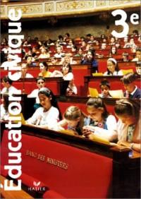 Education civique, 3ème : Manuel