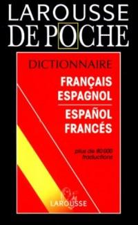 DICTIONNAIRE FRANCAIS/ESPAGNOL-ESPAGNOL/FRANCAIS