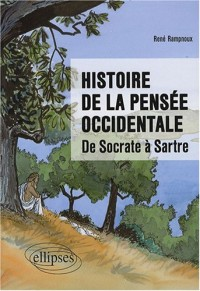 Histoire de la pensée occidentale : De Socrate à Sartre