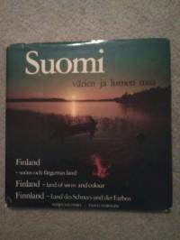 Suomi--varien ja lumen maa (Finnish Edition)