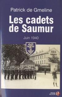 Les cadets de Saumur : Juin 1940