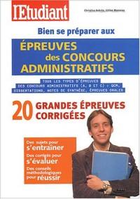 Bien se préparer aux épreuves des concours administratifs