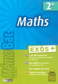 Maths 2e : Exos +