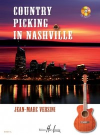 Country Picking In Nashville + CD