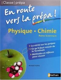 PHYS/CHIM EN ROUTE VERS PREP S