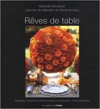 Reves de Table