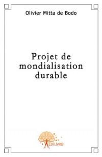 Projet de mondialisation durable