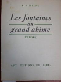 Charges d'âmes, tome 3. Les Fontaines du grand abîme