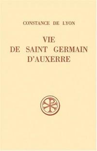 Vie de saint Germain d'Auxerre
