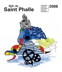 Calendrier 2008 Saint Phalle (15X18 cm)