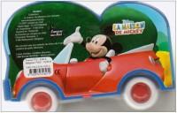 La voiture de Mickey