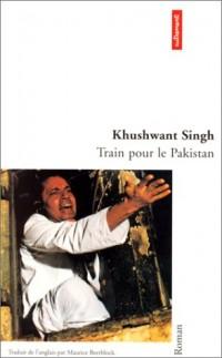 Train pour le pakistan