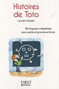 Histoires de Toto