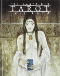 The Labyrinth : Tarot (Français, Italien)