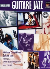 Guitare Jazz Niveau Moyen Tab + CD
