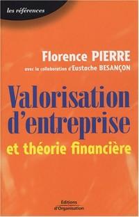 Valorisation d'entreprise et Théorie financière