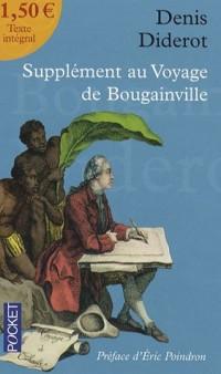Supplément au voyage de Bougainville à 1,55 euros
