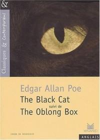 The black cat suivi de The oblong box