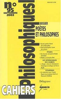 Revue les cahiers philosophiques, numéro 95 : Les Cahiers philosophiques, philosophie