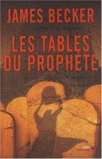 Les tables du prophète