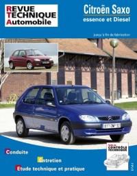 Rta 106.1 Citroën Saxo Essence et Diesel (96->F.Fab)