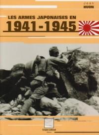 Les armes japonaises en 1941-1945