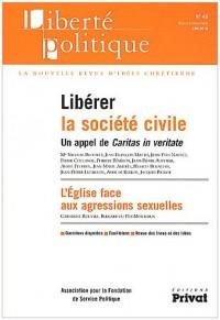 Liberté politique, N° 49, Juin 2010 : Libérer la société civile