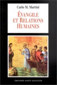 Evangile et relations humaines