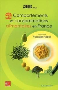 Comportement et consommations alimentaires des français
