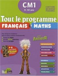 Tout le programme Arthur Français-Maths CM1