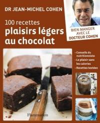 100 recettes plaisirs légers au chocolat