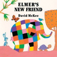 (Elmer's New Friend) By McKee, David (Author) Hardcover on (03 , 2004)